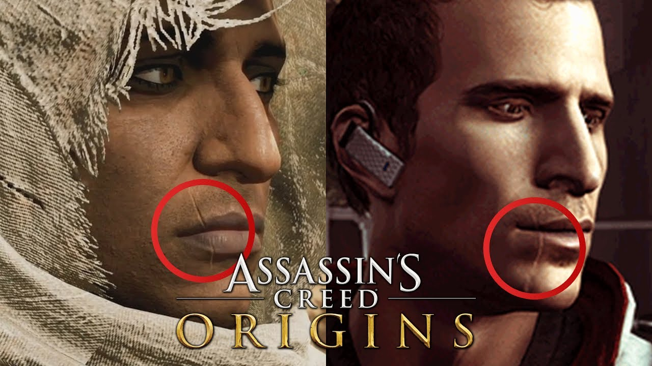 Is Bayek An Ancestor Of Desmond Miles Assassin S Creed Theory