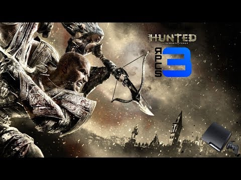 Hunted: The Demon's Forge - RPCS3 TEST (InGame / Playable?)