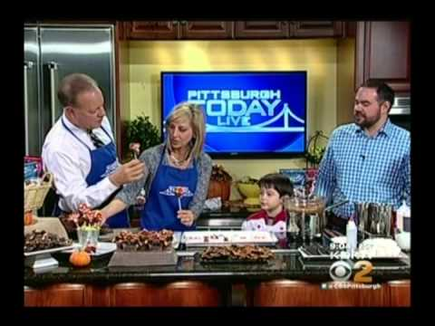 Edward Marc and Thanksgiving Day Fun for the Whole Family on Pittsburgh Today Live