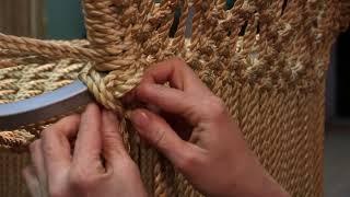 видео Плетение и макраме | Креативное рукоделие