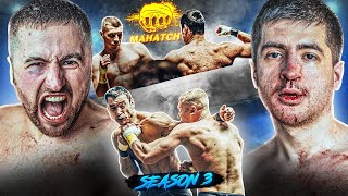 Wild fight! Alpyspaev vs Shirokov - Not without injuries! Crimean tan vs Olefir | Makhach S3E3