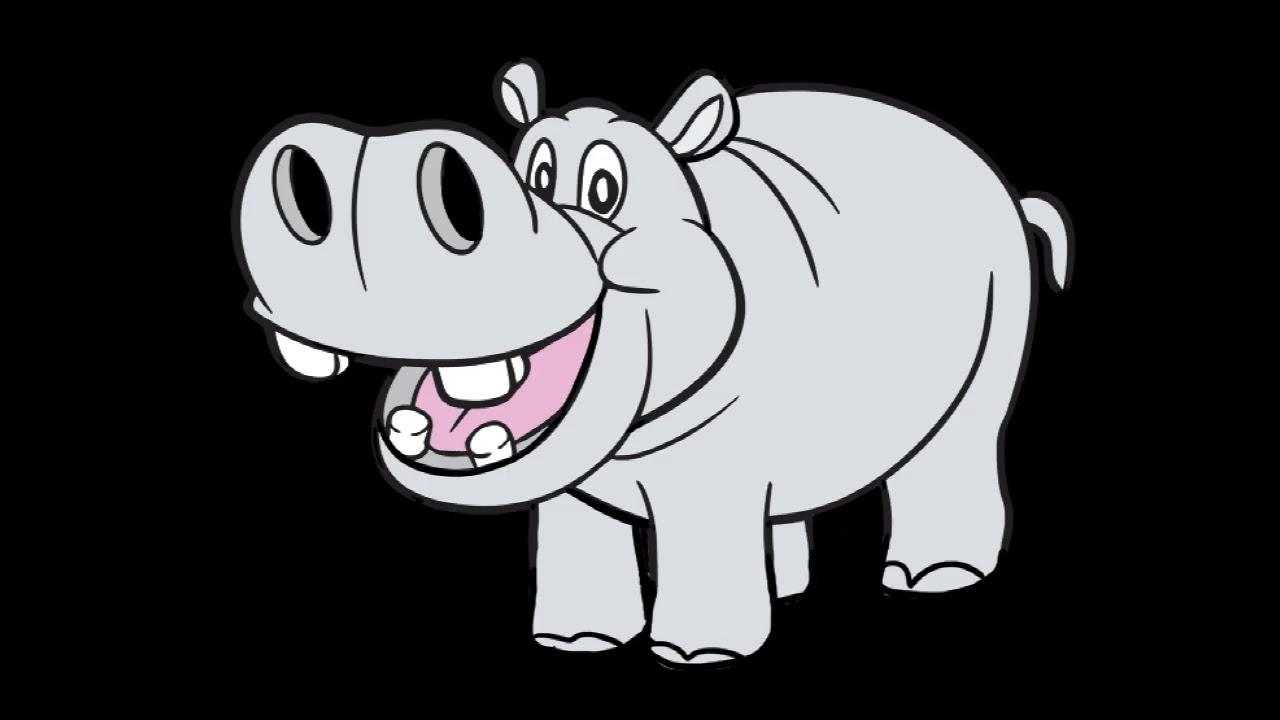 Wiersze Dla Dzieci 4 Jan Brzechwa Hipopotam Youtube
