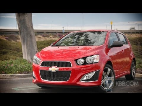 2014 Chevy Sonic Review - Kelley Blue Book