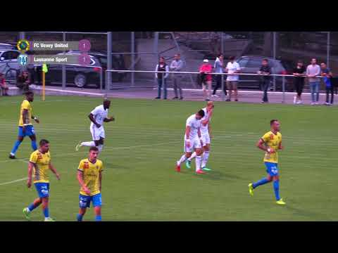 FC Vevey United   FC Lausanne Sport
