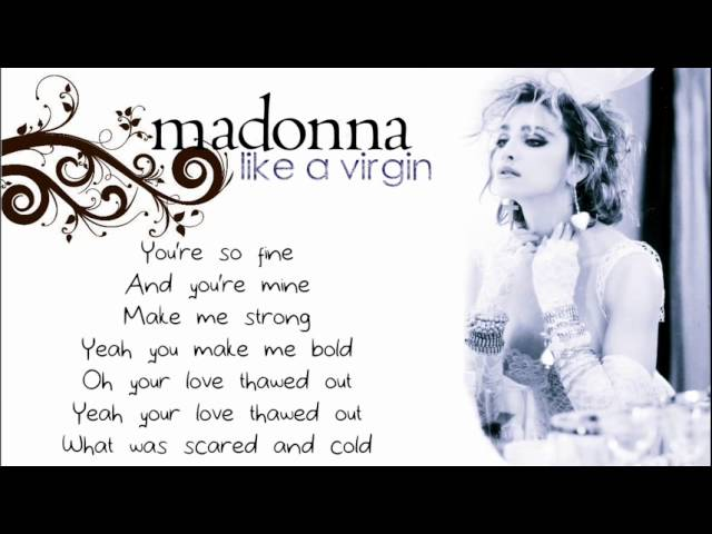 madonna-like-a-virgin-with-lyrics-on-screen-themadonnalyrics