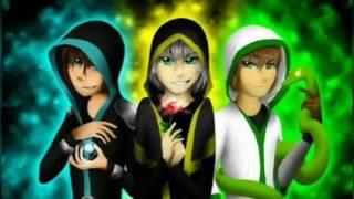 Frost,Snake,Parnisha.Это мои друзья (песня).