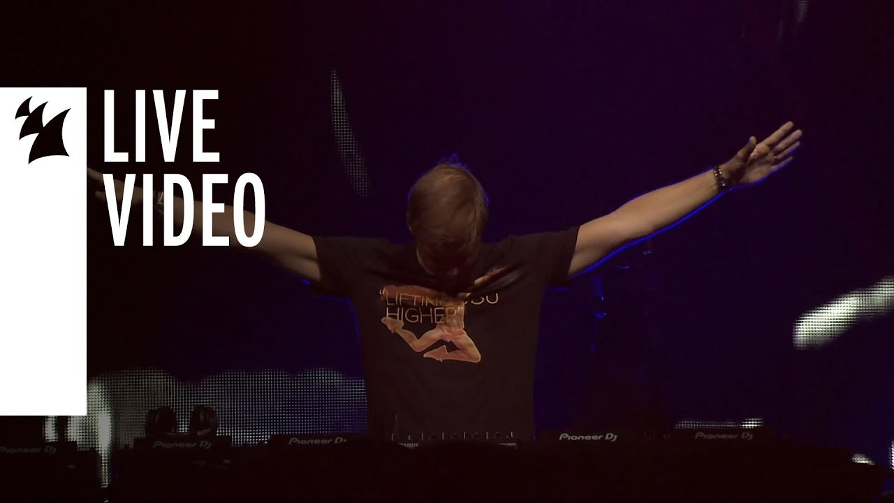 Armin van Buuren feat. HALIENE - Song I Sing [Live at A State Of Trance 900, Mexico]