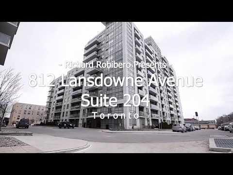 JUST LISTED! 204-812 Lansdowne Avenue - RichardRobibero.com
