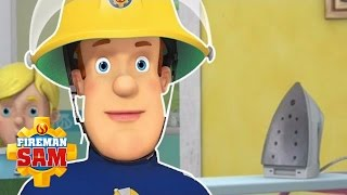 Fireman Sam US Official - Iron Safety