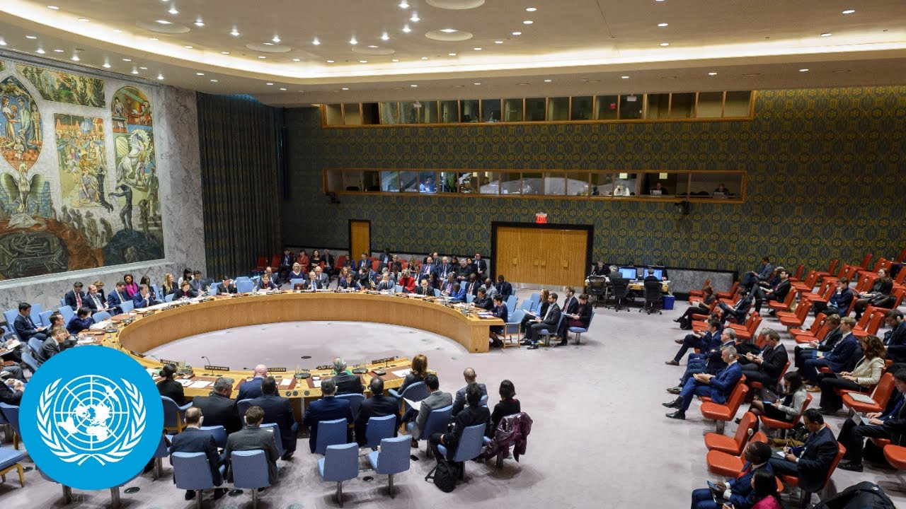 "Download Palestine/Israel: ""Fighting must stop. It must stop immediately."" - UN Security Council Open Debate"
