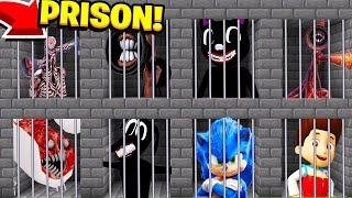 Minecraft : I FOUND THE WRONG PRISON!(Ps3/Xbox360/PS4/XboxOne/PE/MCPE)