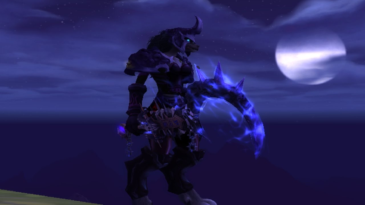 How To Get The Hidden Unholy Death Knight Artifact Skin The