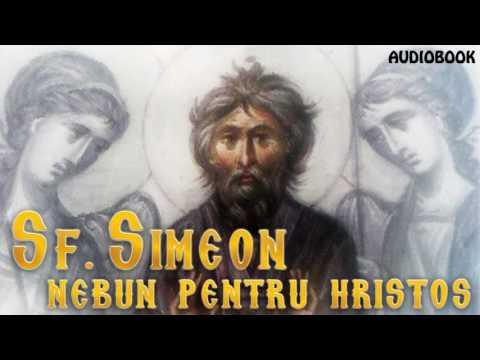 Viața Sf. Simeon cel nebun pentru Hristos