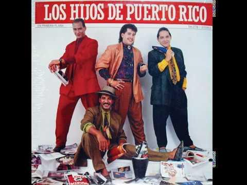 Los Hijos de Puerto Rico - Cuando Tú No Estás (1993)