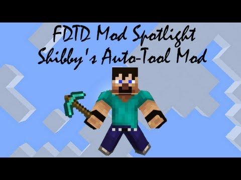 FDTD Mod Spotlight: Shibby's Auto-Tool Mod