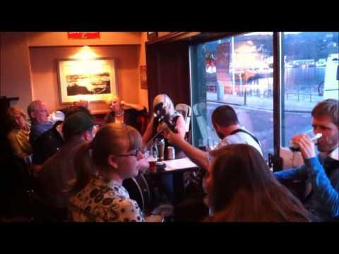 Oban, Scotland - Music in the Pub