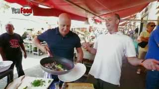 Pasta with Sea Urchin with Aldo Zilli & Enzo Oliveri - YouFood