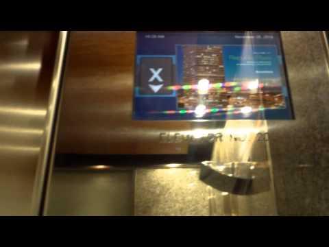 My 50th Video Special: Otis Double Deck Elevators at Republic Plaza, Denver, CO