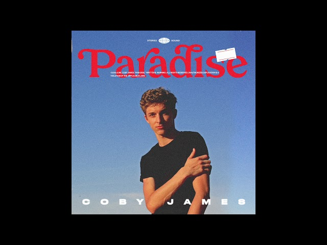 Coby James - Paradise (Audio Only)