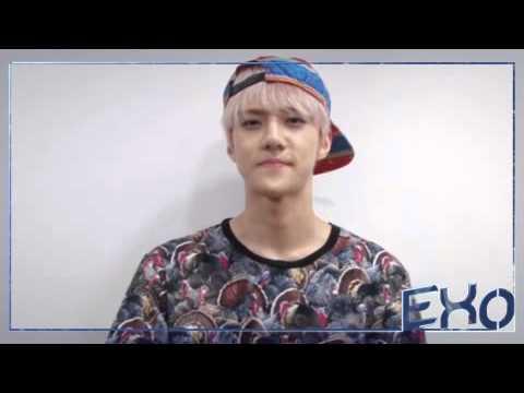 dodolpop EXO Sehun Video alarm Morning call