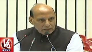 Home Minister Rajnath Singh Says Security Forces Free to Respond if Pakistan Opens Fire | V6 News
