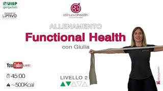 Functional Health - Livello 2 - 2  (Live)