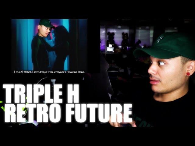 Triple H - RETRO FUTURE MV Reaction