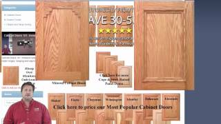Cope and Stick Cabinet Doors | Inset Cabinet Doors - Cabinet Door Styles