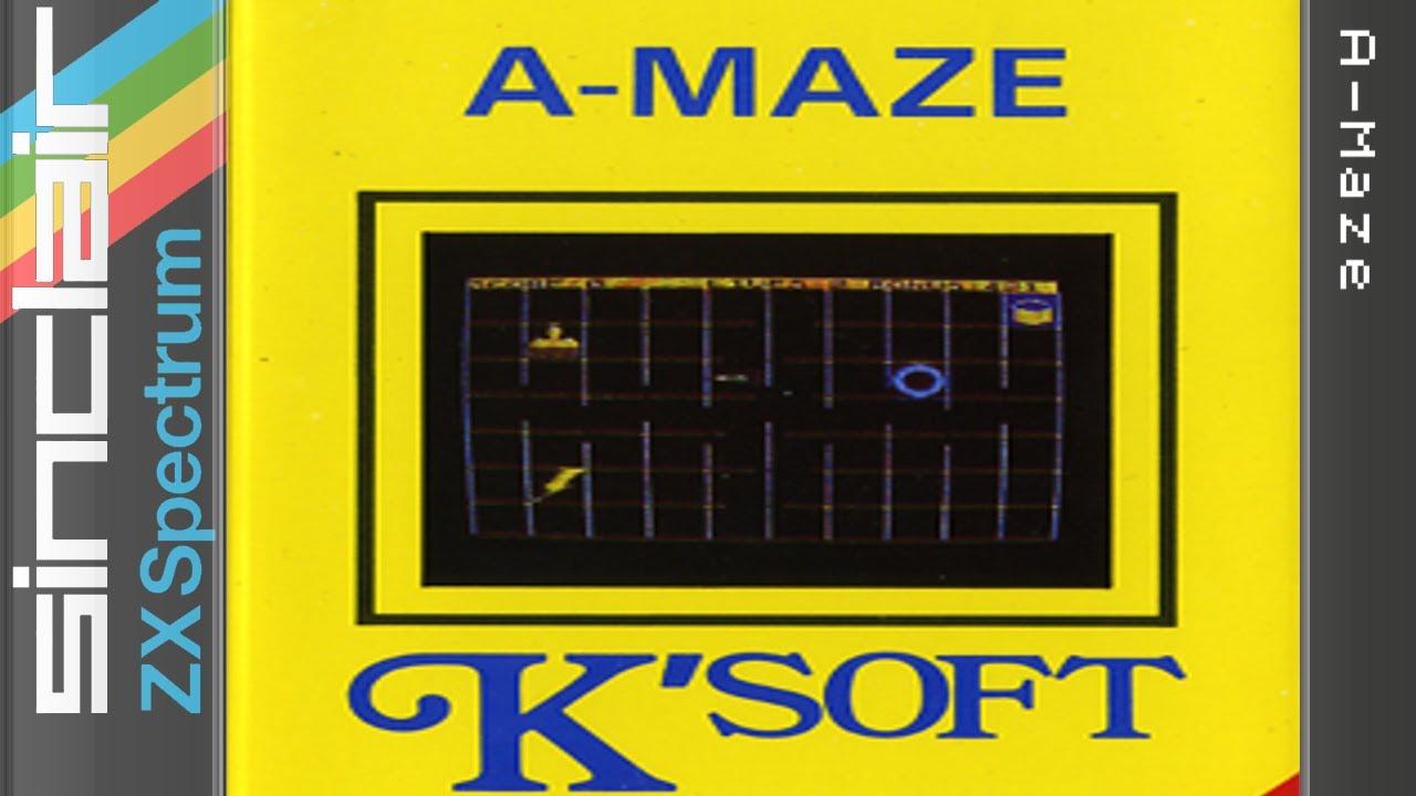 A-Maze - ZX Spectrum