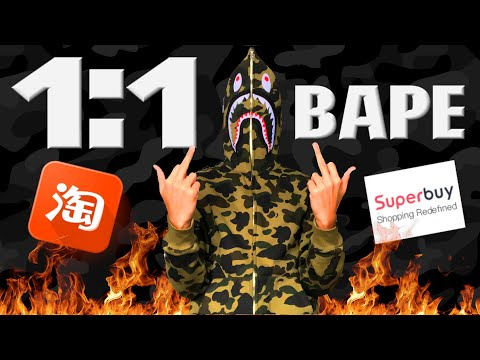 BEST 1:1 BAPE REP (W2C IN DESC)