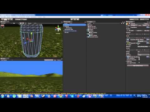 unity c# tutorial   npc dialog system pt1