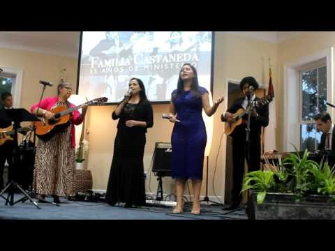 Popurri de alabanzas con familia Castaneda (Marina, Rebeca, Rhina, Esly y Eleazar)