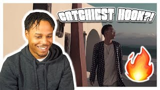 DPR LIVE - Martini Blue (OFFICIAL M/V) REACTION! This Hook & Beat!