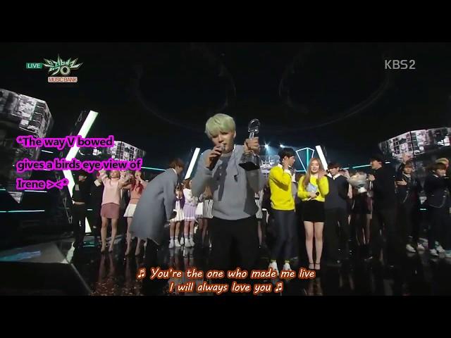 BTS X Red Velvet (Part 1) Taehyung(V) Irene - The Unexpected Beginning