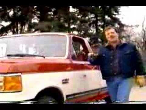 Hilarious Ford Truck Commercial Outtake  YouTube