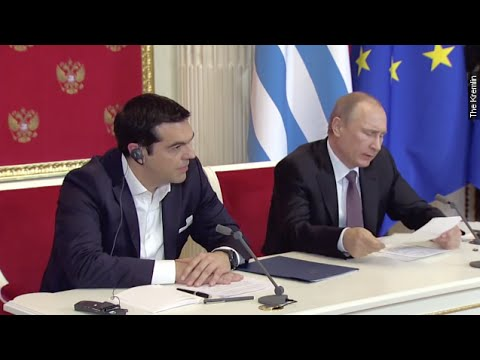 Should Europe Worry About Cozy Greece-Russia Relations?