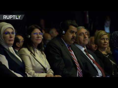 Congrès mondial de l'Energie à Istanbul : allocutions spéciales de plusieurs responsables mondiaux