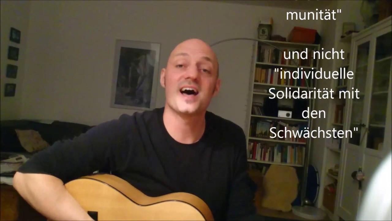 Hans Söllner und das Impfen (Lied) - YouTube