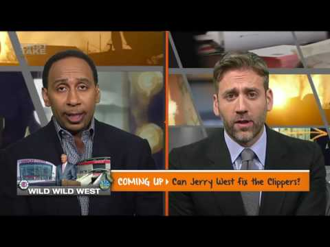 Stephen A Smith on Allen Iverson vs. Kyrie Irving (2017)