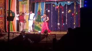 Jarindamma jarindamma jaru paita song  @ Rowdy Rajyam Drama @ Kothapalli
