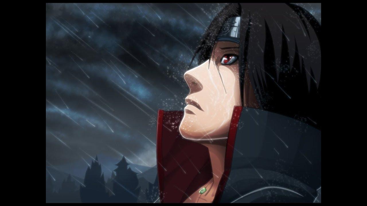 Naruto Shippuden SAD AMV Tribute To Itachi Uchiha HD 1080p