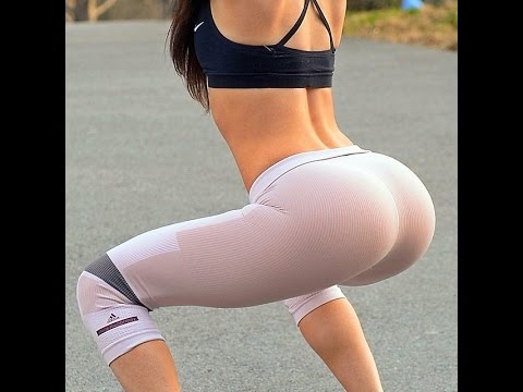 Best workout video porn