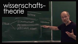 String -Theorie | Harald Lesch