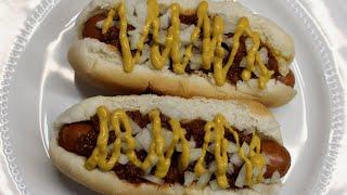 Chili Dogs (sloppy Joes) Style