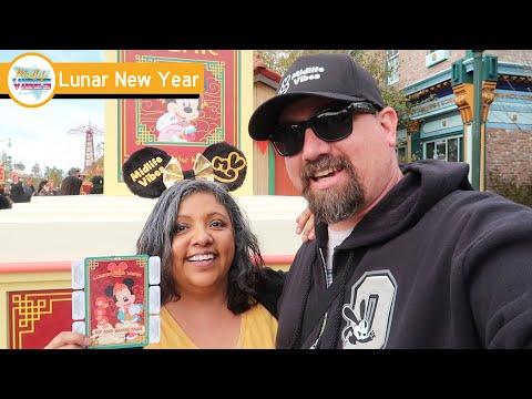 Disney's Lunar New Year Food Review (2020)