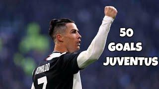 Cristiano Ronaldo First 50 Goals for Juventus 2018-2020