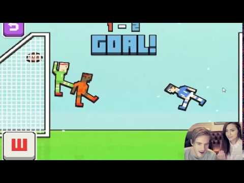 Pewdiepie-Soccer Physics - Multiplayer from YouTube · Duration:  6 minutes 44 seconds