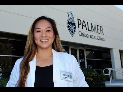 Chiropractic Student Anjoline Lopez