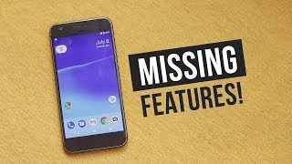 8 Useful Features That Stock Android Is Missing
