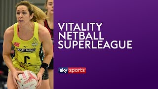 LIVE SUPERLEAGUE NETBALL GRAND FINAL! Wasps vs Manchester Thunder